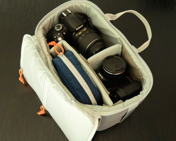 Removable Customizable Camera Case Lowepro Rover Pro