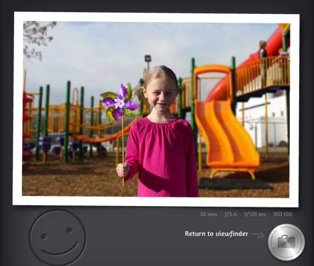 Example of free online camera simulator CameraSim