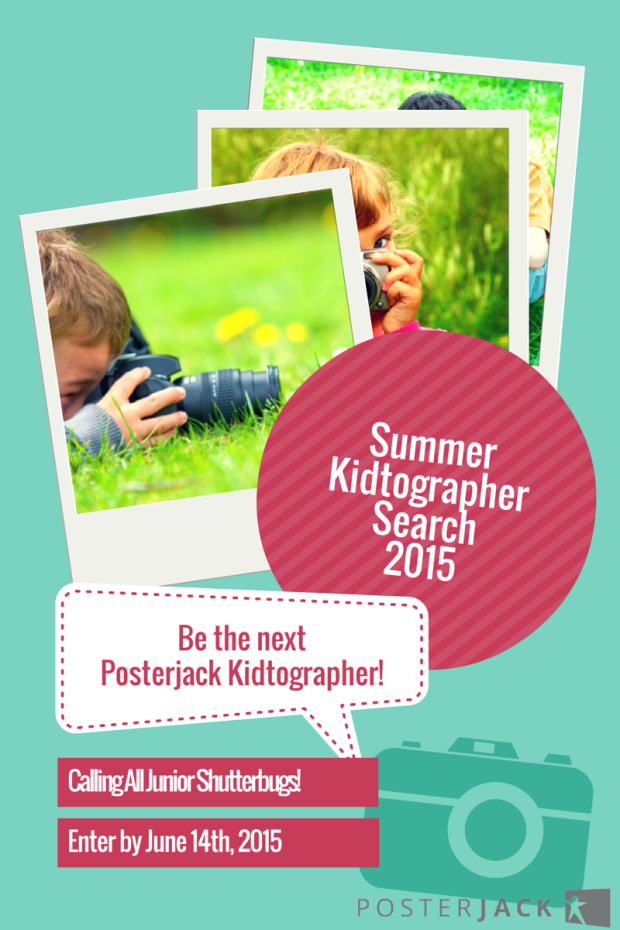 2015 Summer Kidtographer Search