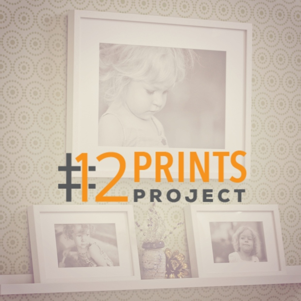 12PrintsProject Square Instagram White Frames