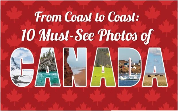Celebrating Canada's 150th Birthday with Photos
