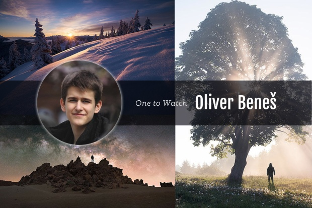 Teenaged Photographer Oliver Beneš and His Amazing Photos
