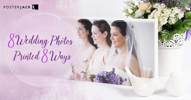 Ideas for Printing Your Wedding Photos