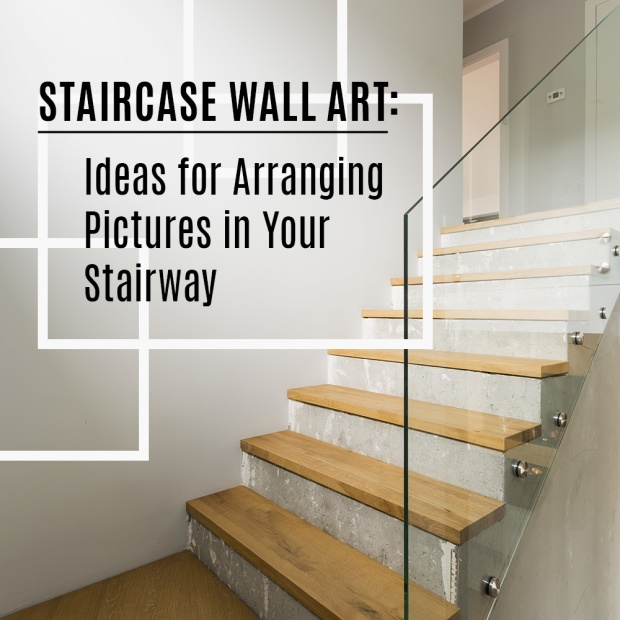 Tips for Decorating a Staircase