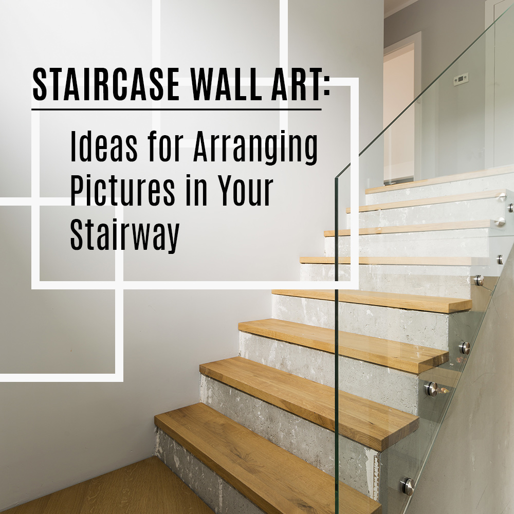 Staircase Wall Art Ideas for Arranging Pictures in Your Stairway & Staircase Wall Art: Ideas for Arranging Pictures in Your Stairway  